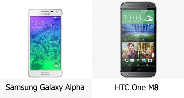 گلگسی و اچ تی سی Galaxy vs HTC