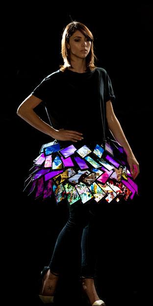 لباسی از جنس نوکیا nokia lumia is now a cloth!