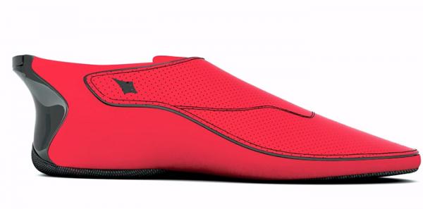 کفش مخصوص نابینایان