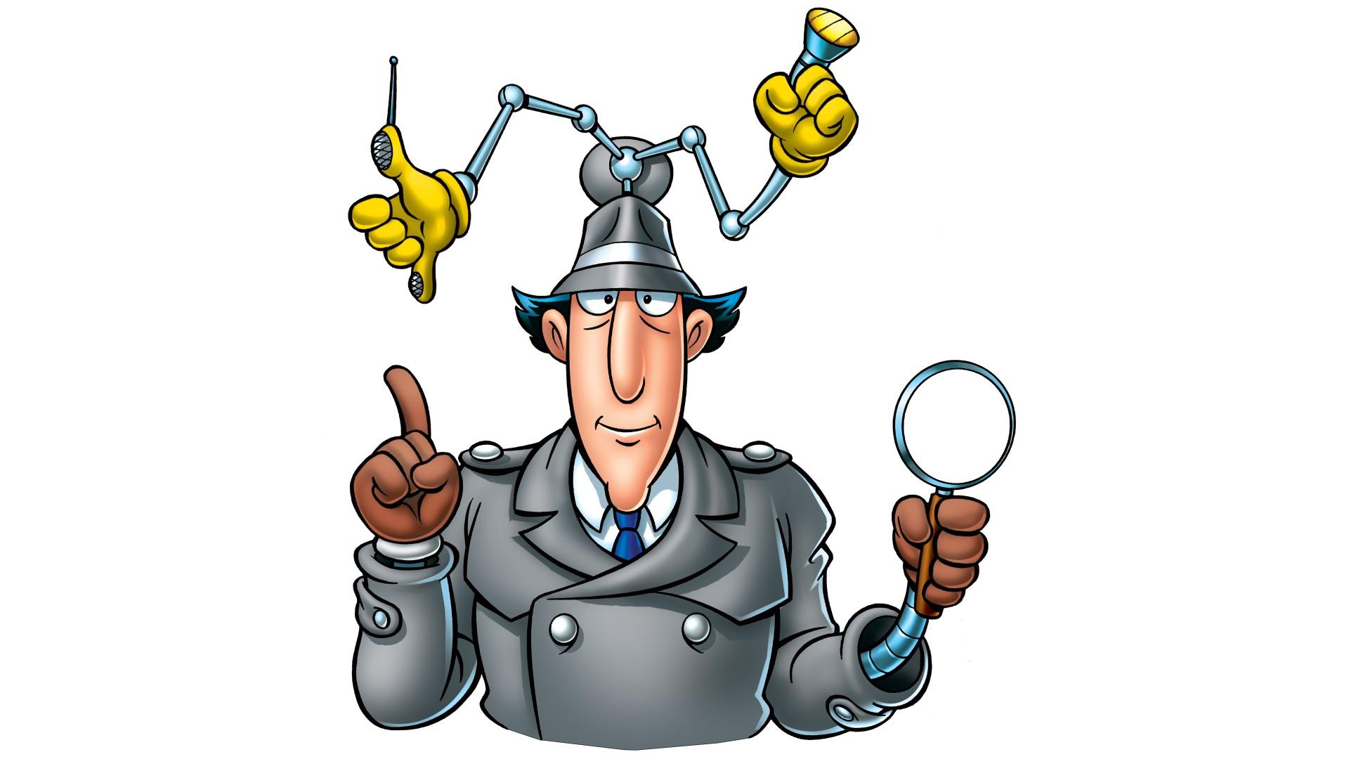 کاراگاه گجت inspector gadget