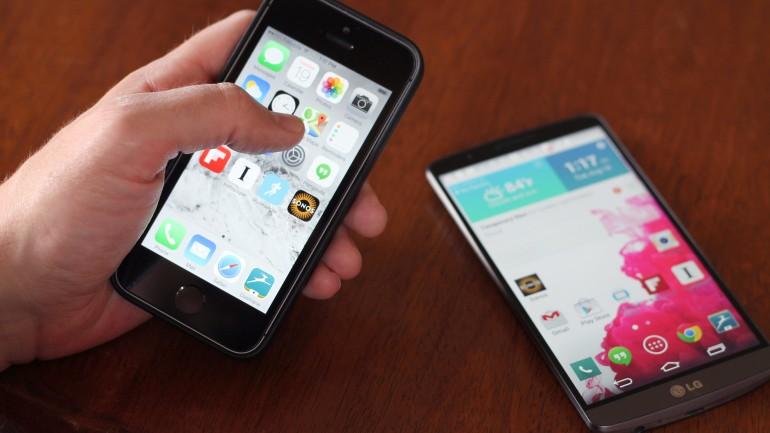 LG vs Apple