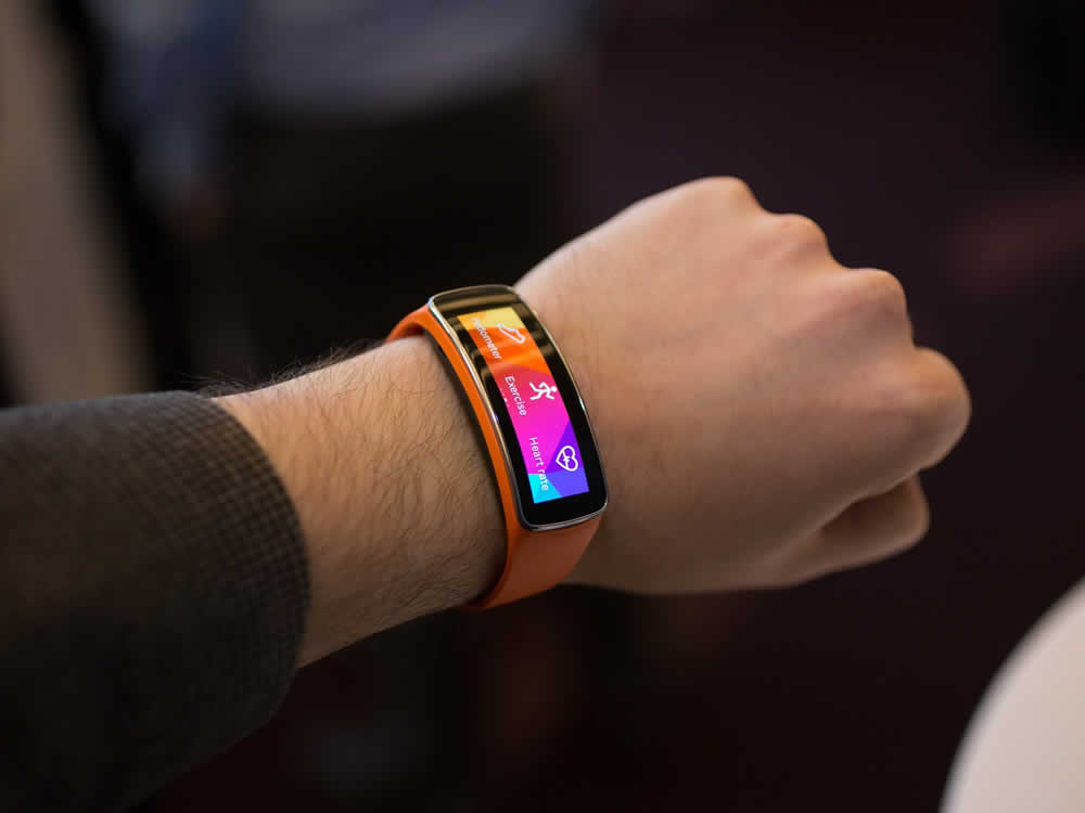 Gear Fit دستبند سامسونگ